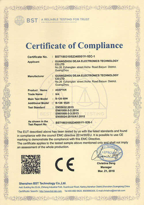 CE126-65W-5525-2